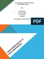 Diapositiva Etica Grupo 3