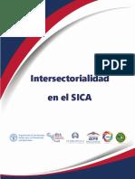 Intersectorialidad  en el SICA