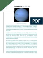 El Planeta Neptuno