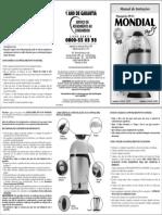PP 01 Manual