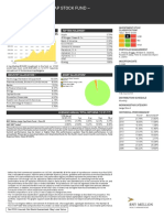 Hedge Fund Factsheet