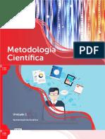 Metodologia Cientifica u1 s1
