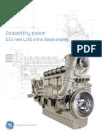 GE L250 brochure