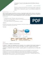 Uso Del Servidor TFTP en Packet Tracert