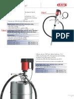 Barrel Pump Kit Complete