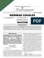 Decreto Supremo Que Aprueba El Reglamento Del Procedimiento Decreto Supremo n 014 2017 in 1524168 1
