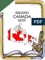 Around Canada Quiz