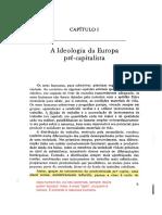 DocGo.net-HUNT; SHERMAN. História Do Pensamento Econômico. p. 9-21