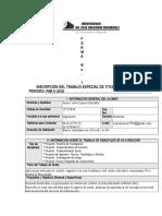 FORMATO Autorización Inscripcion Trabajo de Grado (1)