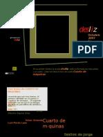 Archivo Digital Artístico-Literario desliz 1 (un suelto)