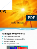 3 Período Aula 4 - Radiação Ultravioleta