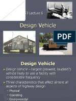 06 Design Vehicle