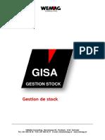 Procédure gestion de stock