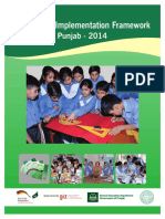 Curriculum Implementation Framework PUNJAB