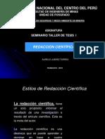 ESTILOS DE REDACCIÓN CIENTÍFICA E.ppt