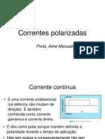 CORRENTES _POLARIZADAS