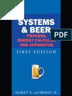 Systems and Beer Producción de CErveza