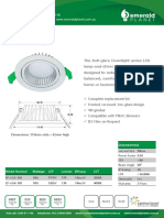 EP Downlight Antiglare Series 20170317