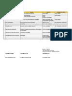 Kalender Akreditasi Madina 14 Pusk,2018