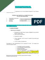 Resumen Analisis Sectores Industriales de M. Porter 2