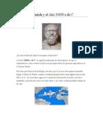 Atlántida y el Año 10450 a deC