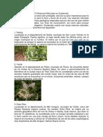 10 Reservas Naturales en Guatemala (1)