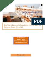 Real Estate Finance in Bangladesh a Case