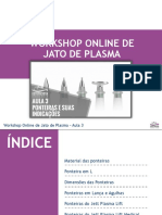 Workshop Online de Jato de Plasma Aula 3