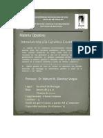 Introduccion a La Genetica Cuantitativa Nahum Sanchez