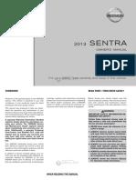 2013 Sentra