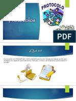 Protocolos y Certificados de Análisis