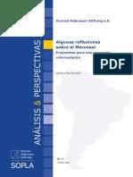 Reflexiones Sobre El Mercosur