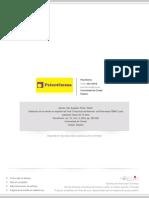 Validación de la versión en español del Test Conductual de Memoria de Rivermead (RBMT) para población mayor de 70 años