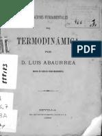 Fundamentos Fundamentales DeTermodinamica ABAURREA