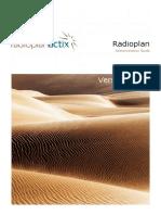 Actix Radioplan Admin Guide 3 12