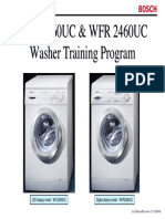 Washer Training Program
