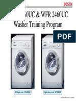 Washer Training Program