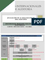 Mapa de Auditoria