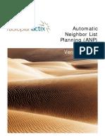 Actix Radioplan ANP Guide 310