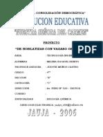 Carmen Proyecto