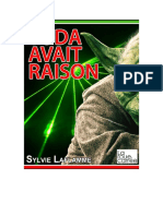 Yoda Avait Raison-ff - Sylvie Laflamme
