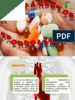 2.-medicamentos tromboliticos