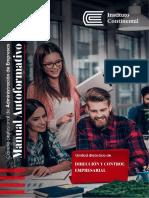 Adm 2018 Dirección y Control Empresarial Ma