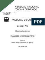 Reporte-Museo de San Carlos
