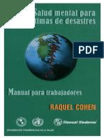 Salud mental para victimas de desastres. Manual para trabajadores.pdf