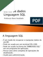 Banco de Dados-SQL RENO-Atual