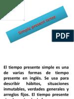 Presentacion de Ingles