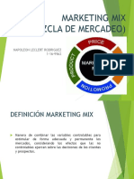 Trabajo Marketing Mix