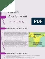 Pueblo Ava Guarani