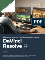 DaVinci Resolve 14 Configuration Guide